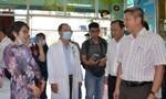 Thứ trưởng Bộ Y tế: Bệnh viện tư phải sẵn sàng chống dịch