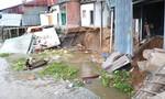 Hạn, mặn khốc liệt ở ĐBSCL: Sạt lở, sụt lún xảy ra khắp nơi