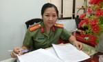 Nữ đội phó an ninh tận tụy, yêu nghề