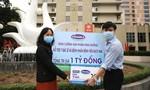 Vinamilk tăng cường hỗ trợ dinh dưỡng cho y bác sỹ, bệnh nhân BV Bạch Mai