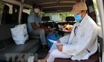Hai bệnh nhân 61 và 67 ở Ninh Thuận xuất viện