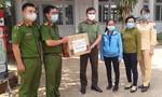 Tuổi trẻ Công an tỉnh Đắk Lắk chung tay đẩy lùi dịch Covid-19
