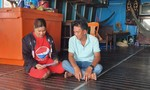 Bé trai 14 tuổi mất tích bí ẩn trên ghe cá