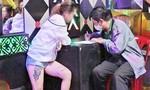 """30 nam nữ thanh niên mở """"tiệc ma túy"""" trong quán karaoke"""