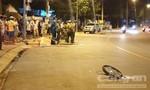 Xe máy tông cột đèn chiếu sáng, người đàn ông chết tại chỗ