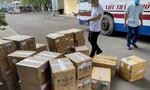 TPHCM: Đột kích kho mỹ phẩm lậu cực lớn ghi toàn chữ Trung Quốc