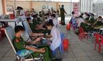 Kiên Giang: Hơn 1.000 CBCS công an hiến máu mùa dịch bệnh