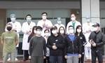 Ngày 17/4 dự kiến có thêm 14 bệnh nhân Covid-19 ra viện