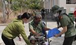 CBCS Công an TPHCM tặng 400 phần quà cho người nghèo Cần Giờ