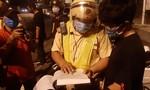 """CSGT TPHCM chặn bắt """"quái xế"""" chạy 140 km/giờ trên đại lộ Phạm Văn Đồng"""