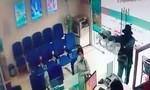 Truy bắt đối tượng xông vào ngân hàng cướp bất thành