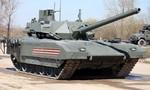 Nga thử nghiệm siêu tăng T-14 Armata tại Syria