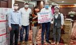 Công ty La Vie và Nestlé Việt Nam hỗ trợ tuyến đầu chống dịch