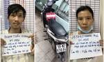 Bắt khẩn cấp cặp nam nữ cướp xe của tài xế Goviet ở Sài Gòn