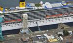 Du thuyền Ý cập cảng Nhật có 48 người nhiễm nCoV