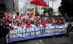 """Dư luận Philippines phản ứng khi Trung Quốc phát bài hát """"Một biển"""""""