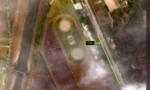 Đoàn tàu nghi dùng chở ông Kim Jong Un xuất hiện ở một resort