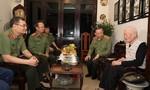 Bộ trưởng Tô Lâm thăm cán bộ Công an lão thành cách mạng