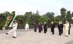 TPHCM: Dâng hương tưởng niệm các Anh hùng liệt sỹ
