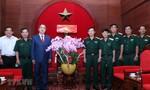Thăm hỏi, tri ân các đơn vị, cá nhân trong Chiến dịch Hồ Chí Minh