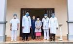 Thiếu nữ nhiễm Covid-19 ở Hà Giang đã khỏi bệnh