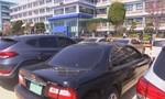 Clip họp ngoài trời trong xe ôtô mùa dịch tại Hàn Quốc