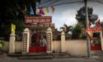 Truy tìm bức tranh cổ bị đánh cắp khỏi đình thần ở Sài Gòn
