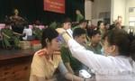 Bộ trưởng Tô Lâm động viên CBCS hăng hái hiến máu cứu người