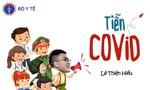 """Ra mắt ca khúc """"Tiễn Covid"""" mang phong cách dân gian"""