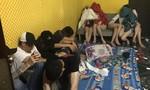 Kiểm tra khách sạn, phát hiện gần 60 thanh niên dương tính ma túy
