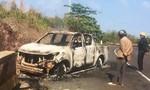 Bí thư xã nghi giết người, tạo hiện trường giả cháy xe với xác nạn nhân bên trong