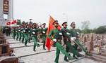 An táng hài cốt 66 liệt sỹ quân tình nguyện và chuyên gia hy sinh tại Lào
