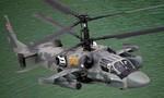"""Video cận cảnh """"cá sấu"""" Ka-52 tìm diệt mục tiêu đáng sợ"""