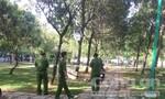 Nghi sốc ma túy, một thanh niên chết trong công viên ở Sài Gòn