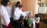 Hy hữu cụ bà 113 tuổi chiến thắng nCoV