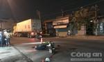 Nhậu từ chiều tới khuya, chạy xe về thì bị tai nạn tử vong