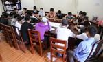 Xử lý 26 học sinh điều khiển môtô bốc đầu, nẹp pô gây mất ANTT