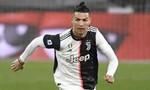 Video Cristiano Ronaldo thi chạy với VĐV chạy nước rút
