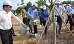 TPHCM: Phát động Tết trồng cây đời đời nhớ ơn Bác Hồ