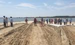 Người dân phản đối dự án lấp sông, đề nghị hỗ trợ thỏa đáng