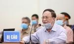 """Đô đốc Nguyễn Văn Hiến cùng Út """"trọc"""" và đồng phạm ra tòa"""