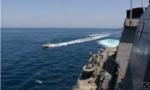 Tàu vũ trang nước khác phải cách tàu chiến Mỹ 100m trên Vùng Vịnh