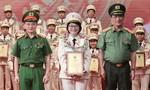 Bộ Tư lệnh CSCĐ tôn vinh nhiều tập thể, cá nhân điển hình