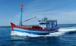 Một tàu đánh cá của ngư dân Quảng Trị mất tích trên biển