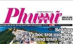 Báo Phụ nữ TPHCM bị đình bản báo điện tử 1 tháng