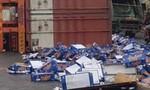 Clip cảnh hàng trăm người hôi bia ở Thái Lan