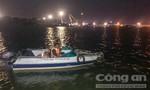 Lật xuồng trên sông Đồng Nai, 2 người được cứu, 1 người mất tích