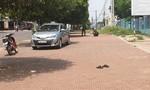 Một tài xế taxi bị đồng nghiệp đâm tử vong