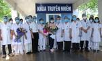 Bệnh nhân Covid-19 cuối cùng tại BV Đa khoa Ninh Bình xuất viện