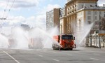 Nga ghi nhận hơn 10.000 ca nhiễm nCoV chỉ trong 1 ngày